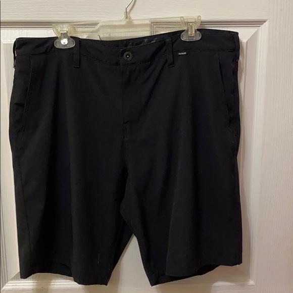 Hurley phantom black shorts